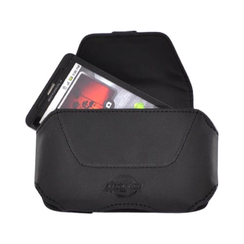 Original Dickies Universal Droid X/Evo 4G Horizontal Pouch w/ Magnetic Closure, 09706V4 - Black (PUTXL)