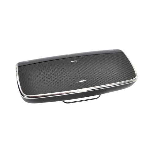 Original Jabra Cruiser 2 Universal Bluetooth In-Car Speakerphone W, USB Cable & Car Charger, 100-47200000-02