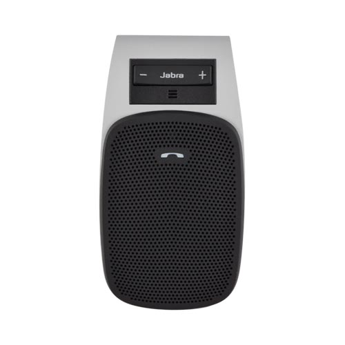 Original Jabra Drive Universal Bluetooth Speakerphone, 100-49000001-02 - Silver/ Black