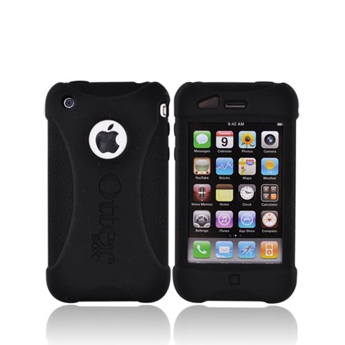 Original Otterbox Impact Series Apple iPhone 3G Case - Black