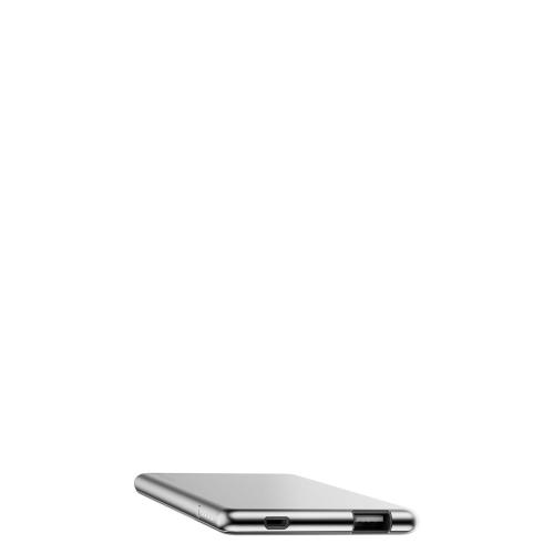 Mophie Powerstation Powerbank Charger 1X for Smartphones and Tablets (2,000 mAh) [Aluminum]