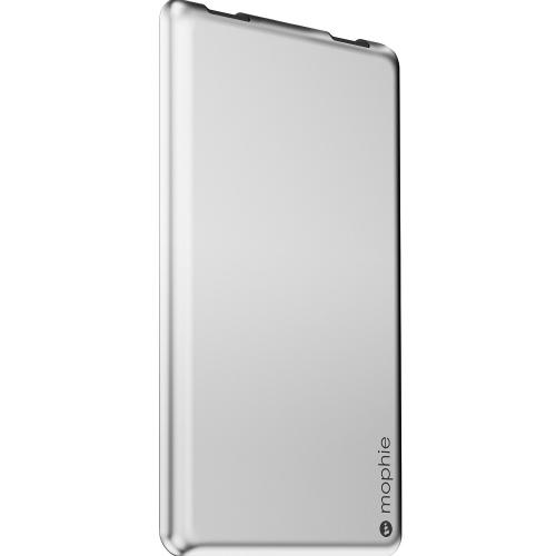 Mophie Powerstation Powerbank Charger 3X for Smartphones and Tablets (6,000 mAh) [Aluminum]