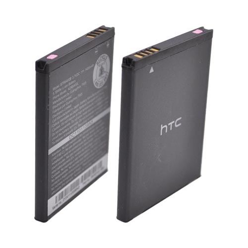 Original HTC Thunderbolt Battery Replacement, 35H00142-08M - Black (1400mAh)