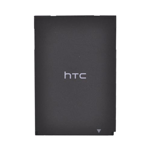 Original HTC EVO Shift 4G Standard Battery Replacement (1500 mAh), 35H00146-01M - Black