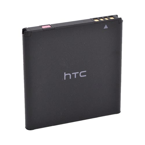 Original HTC EVO 3D Battery Replacement, 35H00164-00M - Black (1730 mAh)