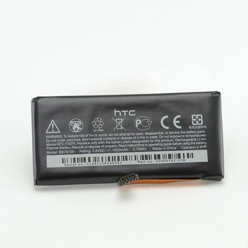 OEM HTC Internal Replacement Battery for HTC One V (1500 mAh) - 35H00192-00M