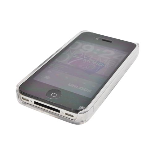Original Ventev rockSTAR Apple AT&T/ Verizon iPhone 4, iPhone 4S Hard Case, 366189 - Clear Sunglasses