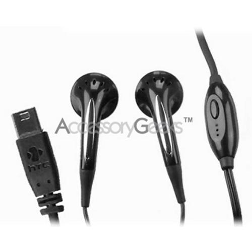 Original HTC Stereo Handsfree Headset, 36H00581-00M