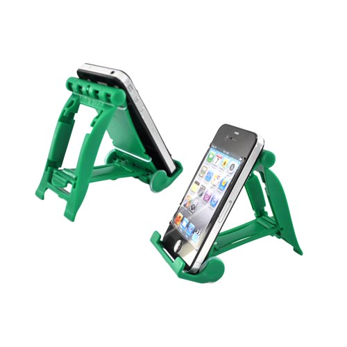 Original 3Feet Universal iPad/iPhone/Kindle Holder Stand, 3FGR - Gorgeous Green