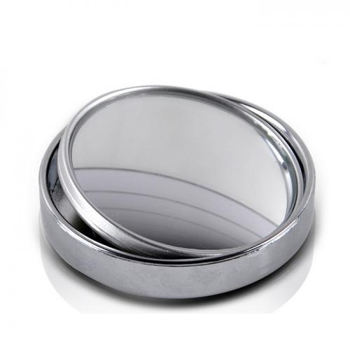 "Car Accessories [Silver] Blind Spot Mirror Convex SR100 (1.97"")"