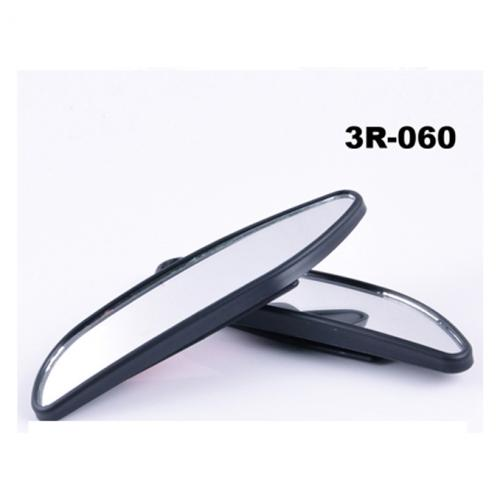 Car Accessories [Black] Angle Adjustable Blind Spot & Wide Mirror