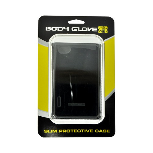 Body Glove Black/ Gray Tactic Series Hybrid Hard Case for LG Intuition