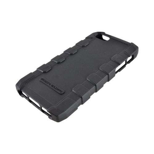 Body Glove Black Drop Suit Crystal Silicone Case w/ Textured Lines for Apple iPhone 5/5S - CRC92910