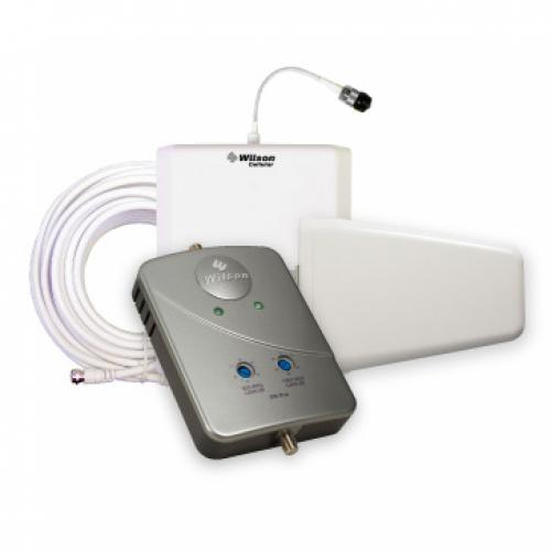 Wilson DB Pro Dual-Band (800/1900 MHz) In-Building SmarTech III Booster Kit w/ Directional Antenna - FCC Approved!