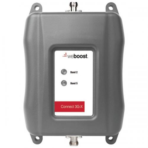 WEBOOST Connect 3G-X 70dB Wireless Consumer Repeater Signal Booster Kit - FCC Approved