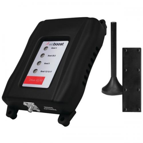 WEBOOST Drive Mobile 4G-M 50dB Cellular Signal Booster Kit - FCC Approved