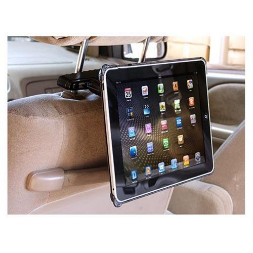Arkon Apple iPad (2nd & 3rd Gen.) Car Headrest Mount, IPM3-RSHM - Black