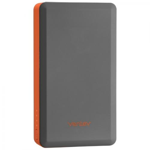 Ventev Powercell 6000 Backup Battery 6000mAh [Gray/ Orange]