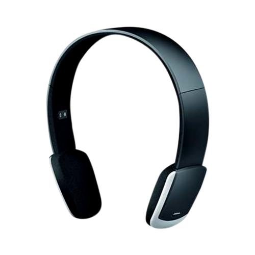 Jabra Black Wireless Stereo Bluetooth Folding Headset w/ Volume Control - Halo 2 Series