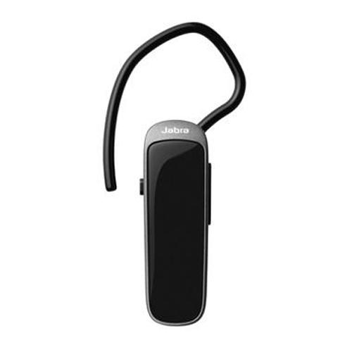 Jabra Black MINI Bluetooth 4.0 Version Headset w/ Voice Guidance & Music Streaming