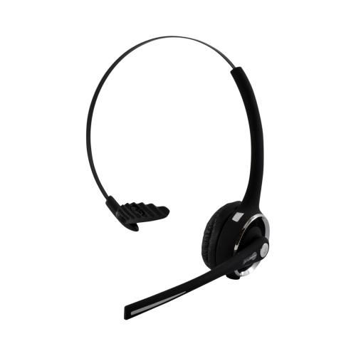 Noisehush N780 Operator-Style Noise Cancelling Bluetooth Headset w/ Charging Dock