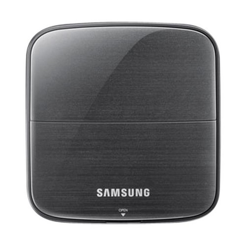 OEM Samsung Galaxy Universal Micro USB Desktop Dock w/ 3.5mm Audio Port & Micro USB Travel Adapter - Black