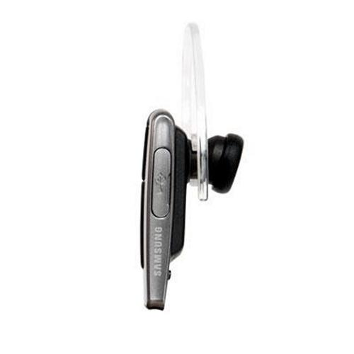 Samsung Dark Gray HM1900 Universal Bluetooth Headset w/ Multilingual Voice Prompts & Music Streaming - BHM1900NDACSTA