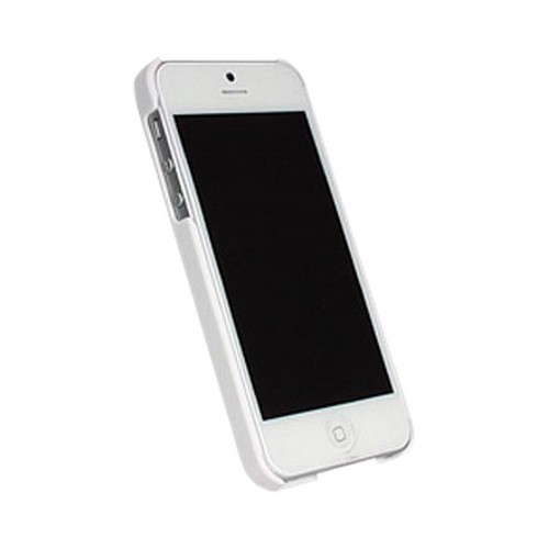 Apple iPhone SE / 5 / 5S  Case, iLuv [White Snoopy] Vintage Series I Hardshell Case - ICA7H382WHT