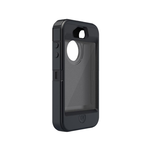 Otterbox AT&T/ Verizon Apple iPhone 4, iPhone 4S Defender Series Hard Case w/ Built-In Screen Protector & Holster - Urban Black Digital Camo