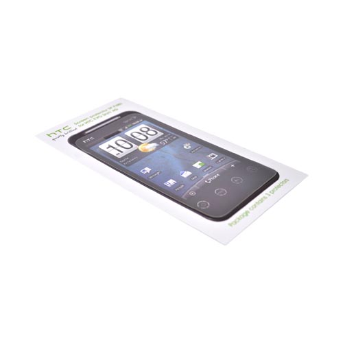 Original HTC EVO Shift 4G Screen Protector (3 Pack) - Clear