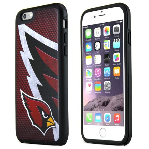 iPhone 6 Case, NFL Licensed Protective Rugged Hard Cover on TPU Hybrid Case for Apple iPhone 6 (4.7 inches)