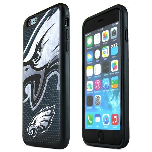 iPhone 6 Plus Case, NFL Licensed Protective Rugged Hard Cover on TPU Hybrid Case for Apple iPhone 6 Plus