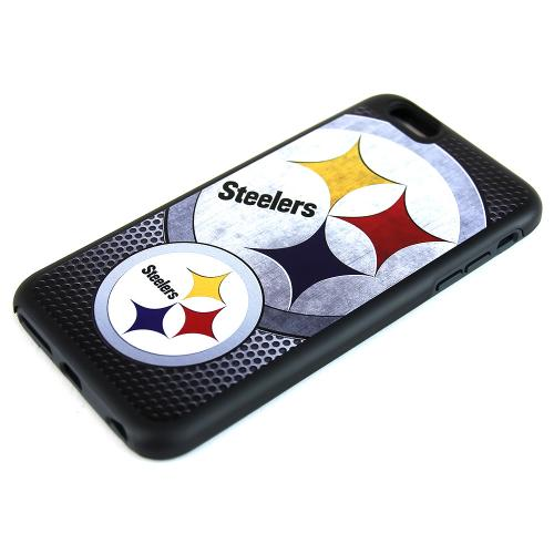 Apple iPhone 6 PLUS/6S PLUS (5.5 inch), NFL Licensed Protective Rugged Hard Cover on TPU Hybrid Case for Apple iPhone 6 PLUS/6S PLUS (5.5 inch)