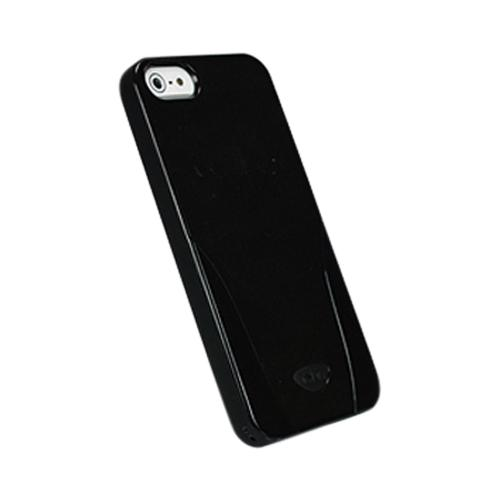 iSkin Translucent Black Solo for Apple iPhone 5 - SOLO5G-BK2