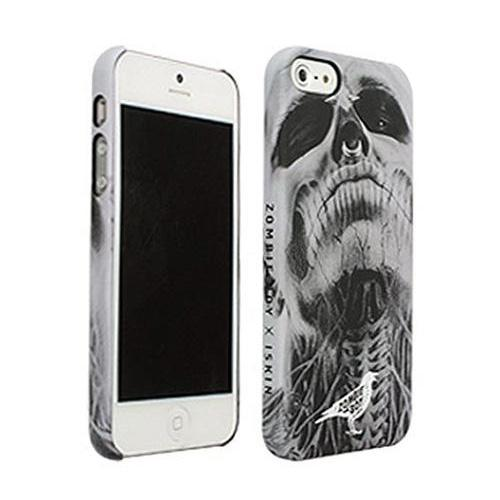 Apple iPhone SE / 5 / 5S  Case, iSkin [Bones] Zombie Boy Hard Case - BONES-IP5