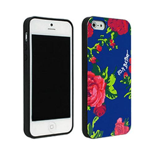Betsey Johnson Rosey Posey Hard Case for Apple iPhone 5/5S