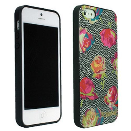 Betsey Johnson Take the Higher Rose Hard Case for Apple iPhone 5/5S