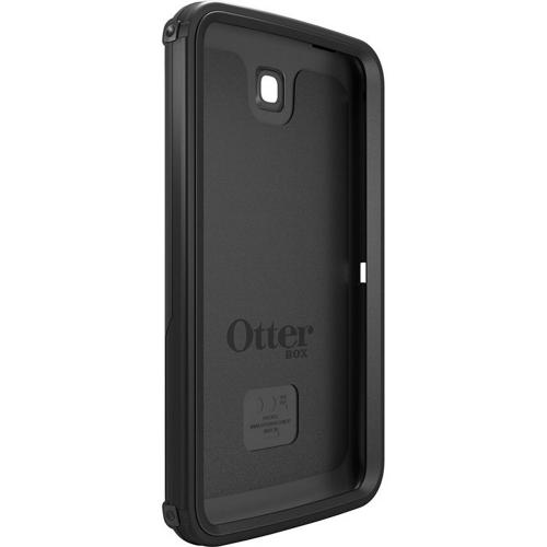 Otterbox Black Defender Series TPU Over Hard Case w/ Built-In Screen Protector for Samsung Galaxy Tab 3 7.0 - 77-31657