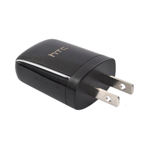 Original HTC Universal USB Travel Charger, 79H00095-14M - Black