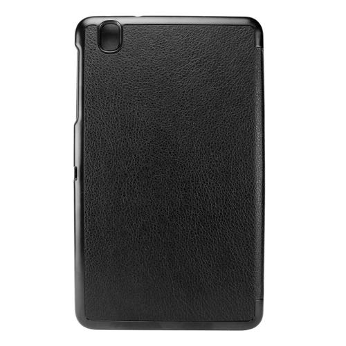 Cellet Black Samsung Galaxy Tab Pro 8.4 Slim Shell Folio Cover Case