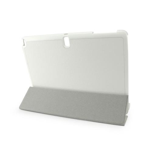 Cellet White Samsung Galaxy Tab Pro 12.2 Slim Shell Folio Cover Case