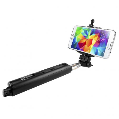 Extendable Wireless Self Portrait Selfie Handheld Monopod for Smartphones and Cameras