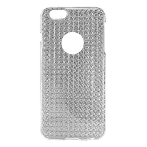 Cellet Silver Hologram Slim TPU Flexi Case Made for Apple iPhone 6 PLUS/6S PLUS (5.5 inch) - [Stylish and Protective at the Same Time!]