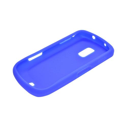 OEM MultiPro Samsung Galaxy S Lightray 4G Silicone Case - Blue