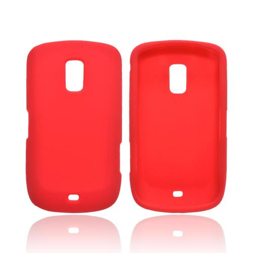 OEM MultiPro Samsung Galaxy S Lightray 4G Silicone Case - Red