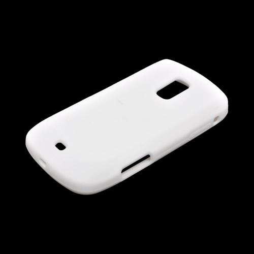 OEM MultiPro Samsung Galaxy S Lightray 4G Silicone Case - White