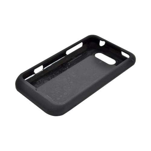 OEM MultiPro LG Motion 4G MS770 Rubberized Hard Case - Black