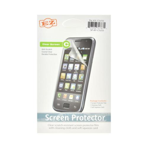 Coolpad Quattro 4G Screen Protector - Clear