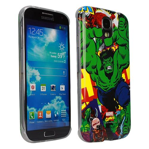 Original Marvel Comics The Hulk Hard Case for Samsung Galaxy S4 -BRHC004NA4