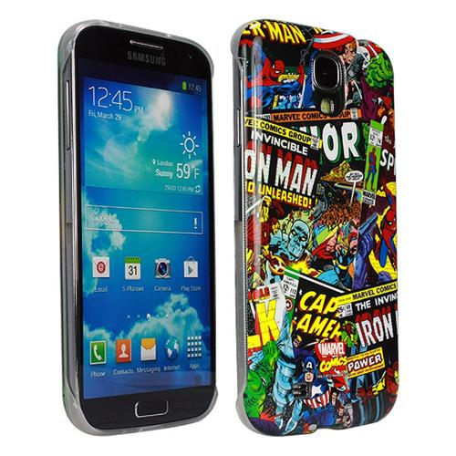 Original Marvel Comics The Avengers Hard Case for Samsung Galaxy S4 -BRHC004NA6